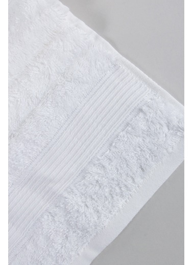 Jua Solid Havlu 30*50 Beyaz